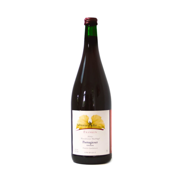 portugieser rotwein franken